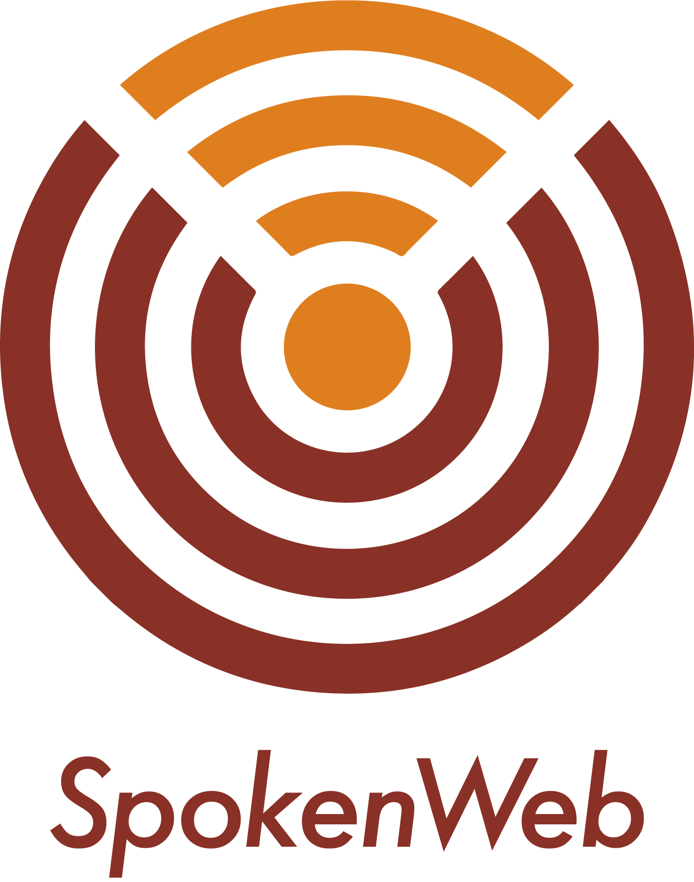 Logo for the SpokenWeb